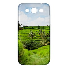Bali Rice Terraces Landscape Rice Samsung Galaxy Mega 5 8 I9152 Hardshell Case  by Nexatart