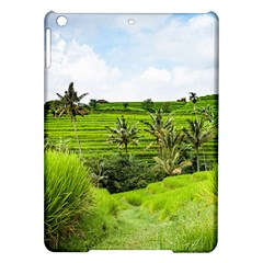 Bali Rice Terraces Landscape Rice Ipad Air Hardshell Cases