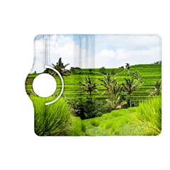 Bali Rice Terraces Landscape Rice Kindle Fire Hd (2013) Flip 360 Case by Nexatart