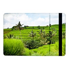 Bali Rice Terraces Landscape Rice Samsung Galaxy Tab Pro 10 1  Flip Case by Nexatart