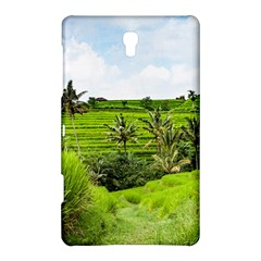 Bali Rice Terraces Landscape Rice Samsung Galaxy Tab S (8 4 ) Hardshell Case