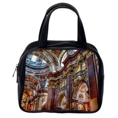 Baroque Church Collegiate Church Classic Handbags (one Side)