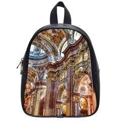 Baroque Church Collegiate Church School Bag (small) by Nexatart
