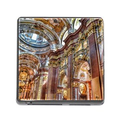 Baroque Church Collegiate Church Memory Card Reader (square)
