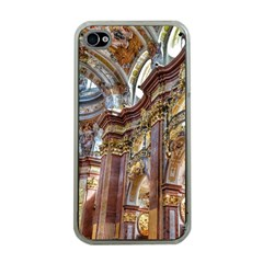 Baroque Church Collegiate Church Apple Iphone 4 Case (clear)