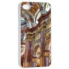 Baroque Church Collegiate Church Apple Iphone 4/4s Seamless Case (white)