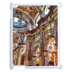Baroque Church Collegiate Church Apple Ipad 2 Case (white) by Nexatart