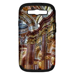 Baroque Church Collegiate Church Samsung Galaxy S Iii Hardshell Case (pc+silicone)
