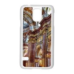 Baroque Church Collegiate Church Samsung Galaxy S5 Case (white)