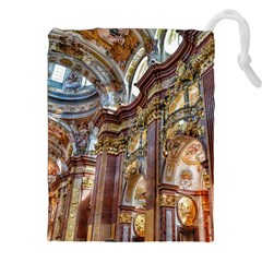 Baroque Church Collegiate Church Drawstring Pouches (xxl)