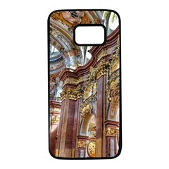 Baroque Church Collegiate Church Samsung Galaxy S7 Black Seamless Case