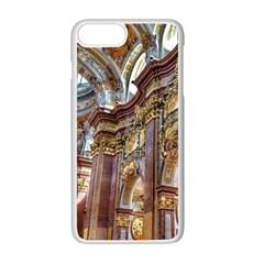 Baroque Church Collegiate Church Apple Iphone 7 Plus White Seamless Case