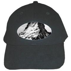 Matterhorn Switzerland Mountain Black Cap by Nexatart