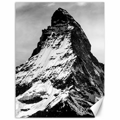 Matterhorn Switzerland Mountain Canvas 12  X 16