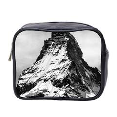 Matterhorn Switzerland Mountain Mini Toiletries Bag 2 Side