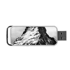 Matterhorn Switzerland Mountain Portable Usb Flash (two Sides) by Nexatart