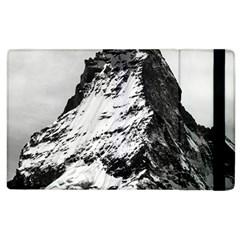 Matterhorn Switzerland Mountain Apple Ipad 3/4 Flip Case by Nexatart