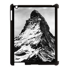 Matterhorn Switzerland Mountain Apple Ipad 3/4 Case (black) by Nexatart