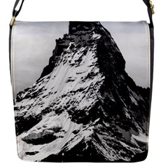 Matterhorn Switzerland Mountain Flap Messenger Bag (s)