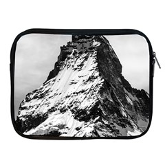 Matterhorn Switzerland Mountain Apple Ipad 2/3/4 Zipper Cases