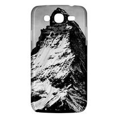 Matterhorn Switzerland Mountain Samsung Galaxy Mega 5 8 I9152 Hardshell Case