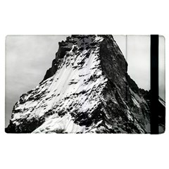 Matterhorn Switzerland Mountain Apple Ipad Pro 12 9   Flip Case