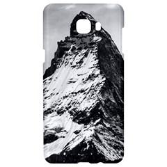 Matterhorn Switzerland Mountain Samsung C9 Pro Hardshell Case  by Nexatart