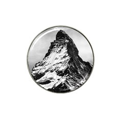 Matterhorn Switzerland Mountain Hat Clip Ball Marker