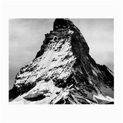 Matterhorn Switzerland Mountain Small Glasses Cloth (2 Side) by Nexatart