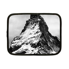 Matterhorn Switzerland Mountain Netbook Case (small)  by Nexatart