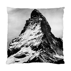 Matterhorn Switzerland Mountain Standard Cushion Case (two Sides) by Nexatart