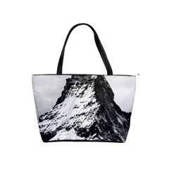 Matterhorn Switzerland Mountain Shoulder Handbags by Nexatart