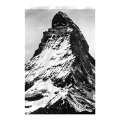 Matterhorn Switzerland Mountain Shower Curtain 48  X 72  (small)