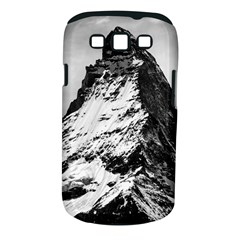 Matterhorn Switzerland Mountain Samsung Galaxy S Iii Classic Hardshell Case (pc+silicone)