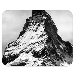 Matterhorn Switzerland Mountain Double Sided Flano Blanket (medium)