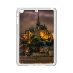 Mont St Michel Sunset Island Church Ipad Mini 2 Enamel Coated Cases