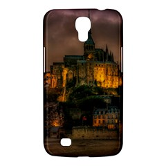 Mont St Michel Sunset Island Church Samsung Galaxy Mega 6 3  I9200 Hardshell Case