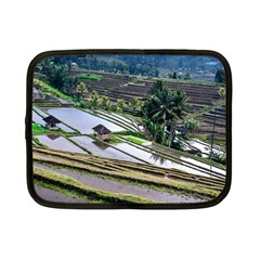 Rice Terrace Rice Fields Netbook Case (small)