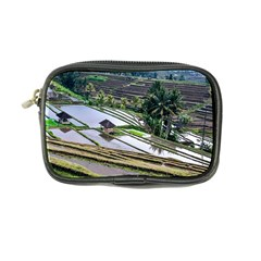 Rice Terrace Rice Fields Coin Purse