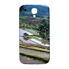 Rice Terrace Rice Fields Samsung Galaxy S4 I9500/i9505  Hardshell Back Case