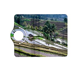 Rice Terrace Rice Fields Kindle Fire Hd (2013) Flip 360 Case by Nexatart