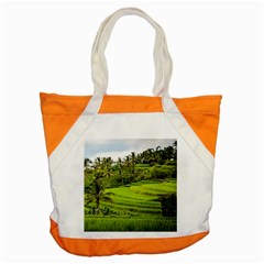 Rice Terrace Terraces Accent Tote Bag