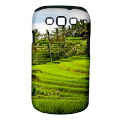 Rice Terrace Terraces Samsung Galaxy S Iii Classic Hardshell Case (pc+silicone)