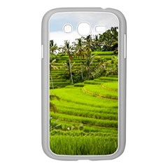 Rice Terrace Terraces Samsung Galaxy Grand Duos I9082 Case (white)