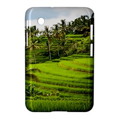 Rice Terrace Terraces Samsung Galaxy Tab 2 (7 ) P3100 Hardshell Case