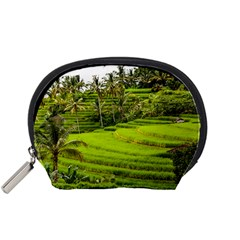 Rice Terrace Terraces Accessory Pouches (small)