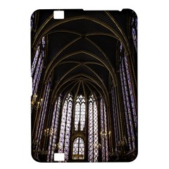 Sainte Chapelle Paris Stained Glass Kindle Fire Hd 8 9  by Nexatart