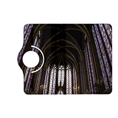 Sainte Chapelle Paris Stained Glass Kindle Fire Hd (2013) Flip 360 Case by Nexatart