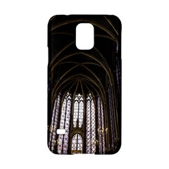 Sainte Chapelle Paris Stained Glass Samsung Galaxy S5 Hardshell Case