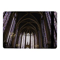Sainte Chapelle Paris Stained Glass Samsung Galaxy Tab Pro 10 1  Flip Case